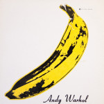 Covers at an exhibition: Andy Warhol, la banana e la zipper!