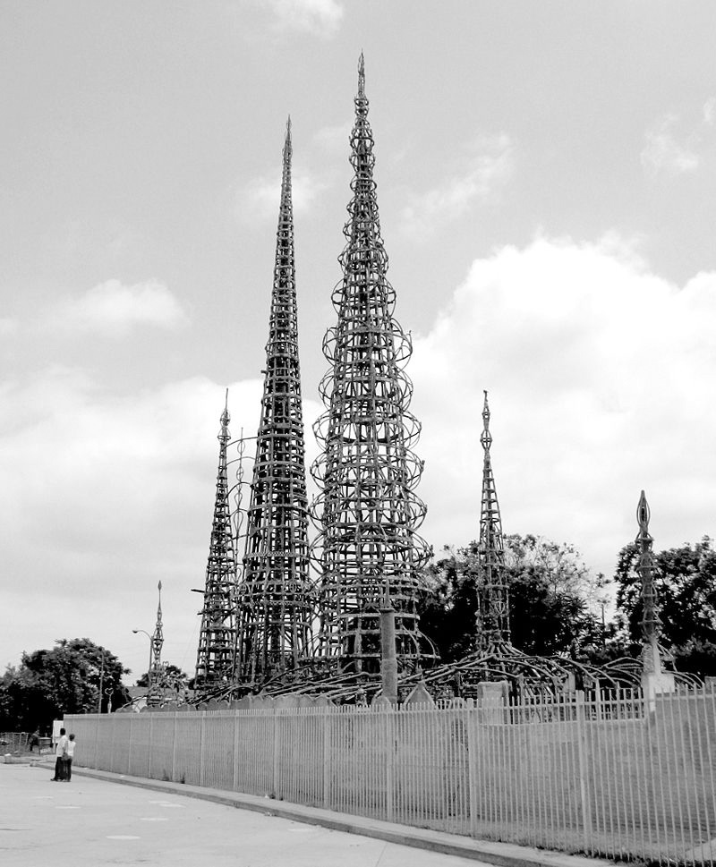 Watts-towers-1